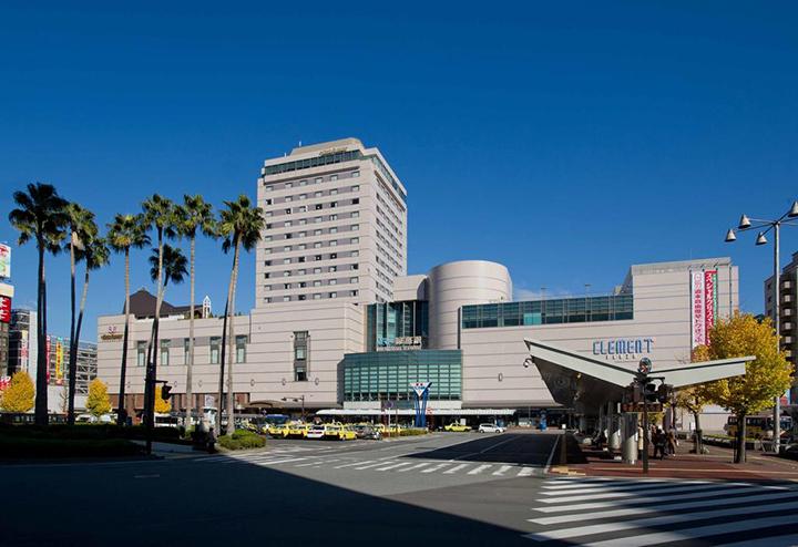JR Hotel Clement Tokushima(德島克萊門特JR酒店)