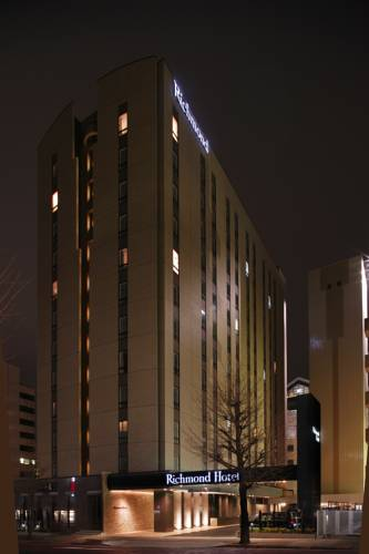 Richmond Hotel Akita Ekimae(秋田站前里士滿酒店)