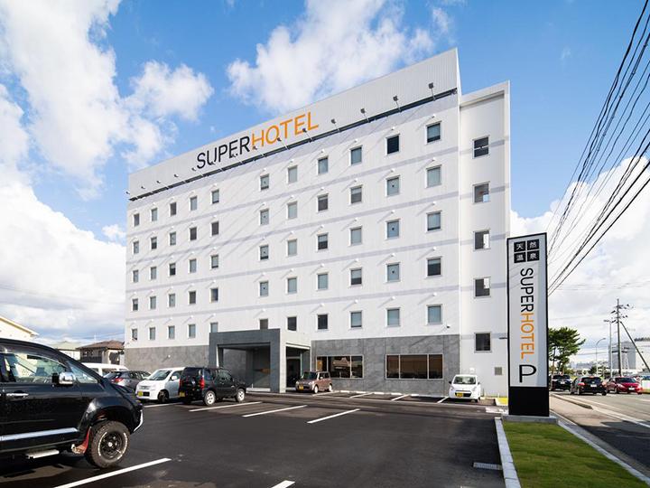 Super Hotel Yamagata Tsuruoka