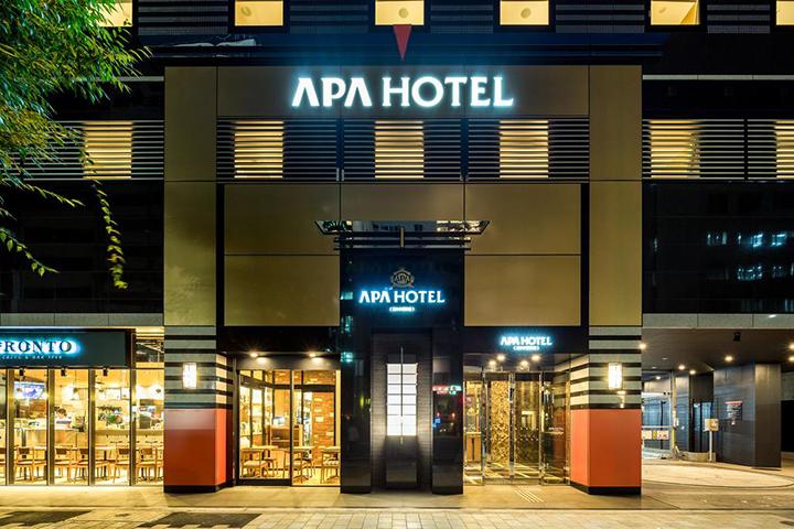 APA Hotel Higashi-Nihombashi-Ekimae(東日本橋站前APA酒店)