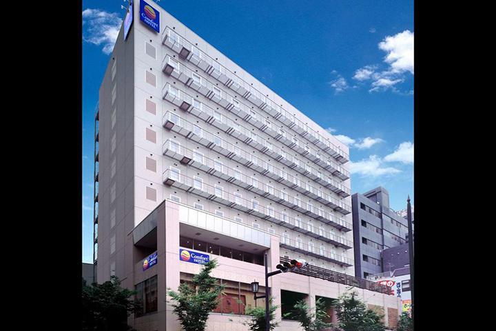 Comfort Hotel Osaka Shinsaibashi(大阪心齋橋康福特酒店)