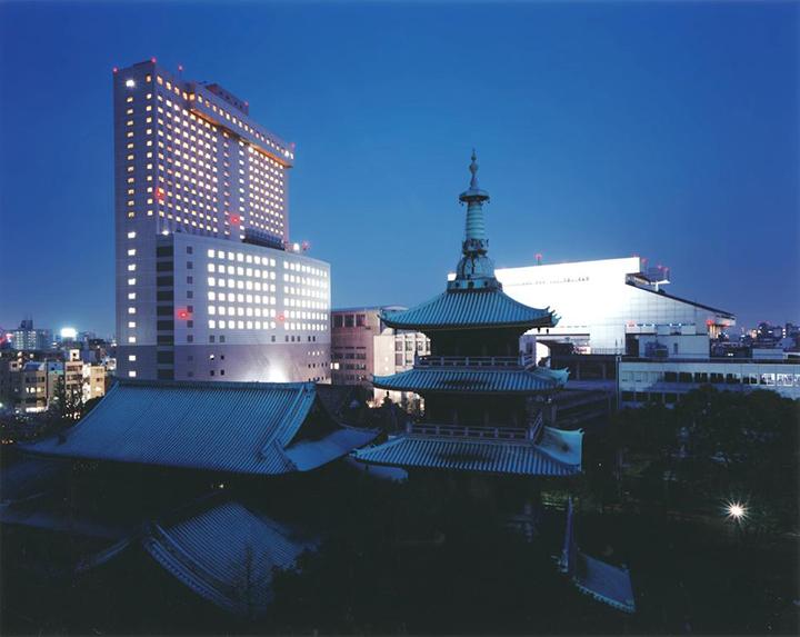 Dai-ichi Hotel Ryogoku(兩國東京第一酒店)