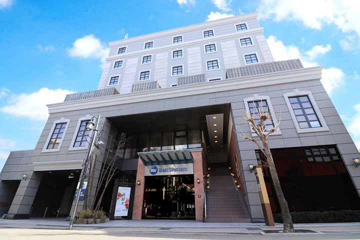 Best Western Hotel Takayama(高山貝斯特韋斯特酒店)