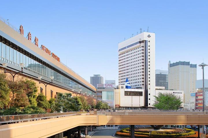 Hotel Metropolitan Sendai(仙台大都會酒店)