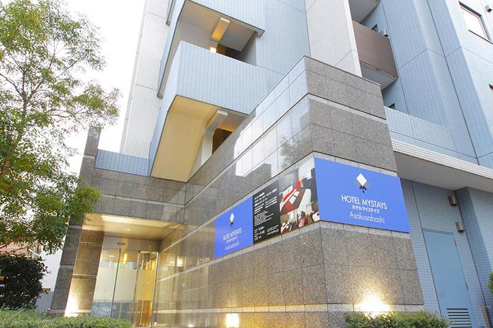 HOTEL MYSTAYS Asakusabashi(MYSTAYS 淺草橋酒店)