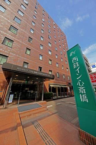 Nishitetsu Inn Shinsaibashi(西鐵心齋橋酒店)