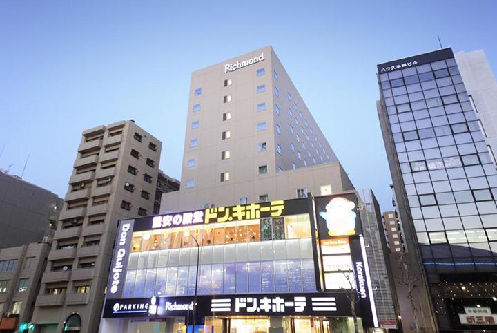 Richmond Hotel Tokyo Suidobashi(里士滿東京水道橋酒店)