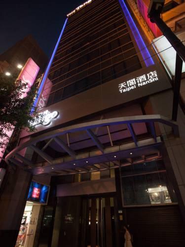天閣酒店台北南西