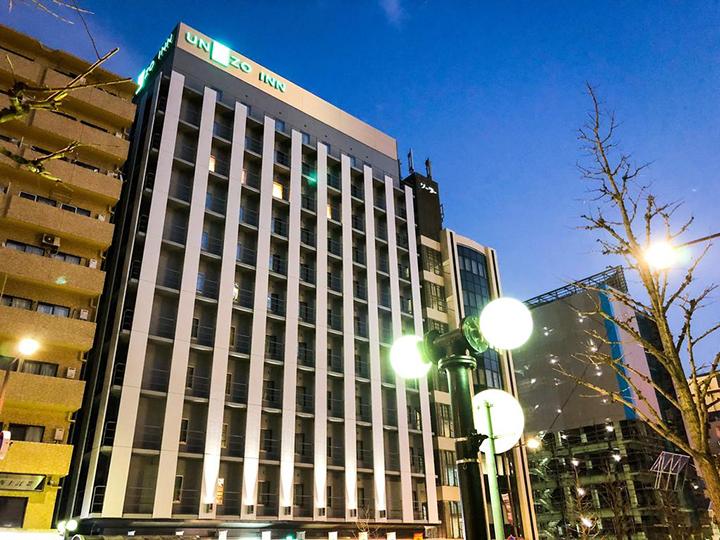 UNIZO INN Kobe Sannomiya(神戶三宮優尼佐飯店)
