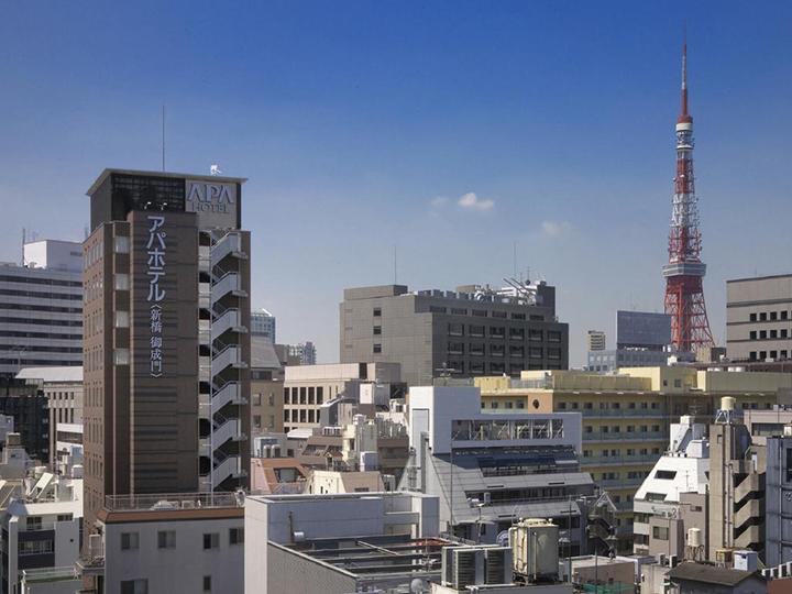 APA Hotel Shimbashi Onarimon(新橋禦成門APA經濟型酒店)