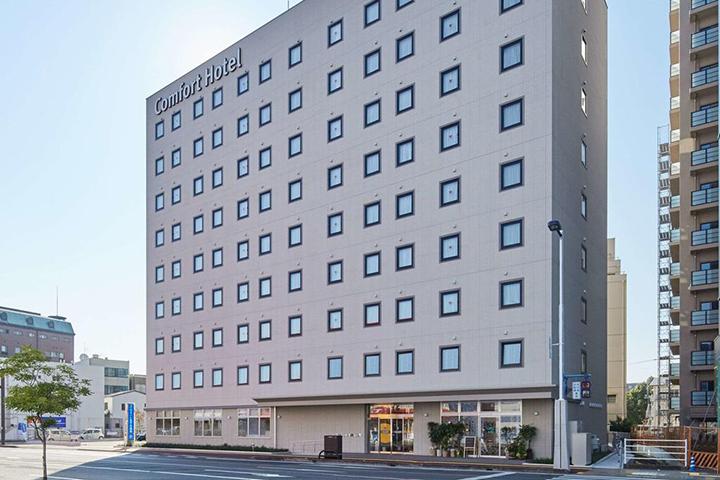 Comfort Hotel Kochi(舒適高知酒店)