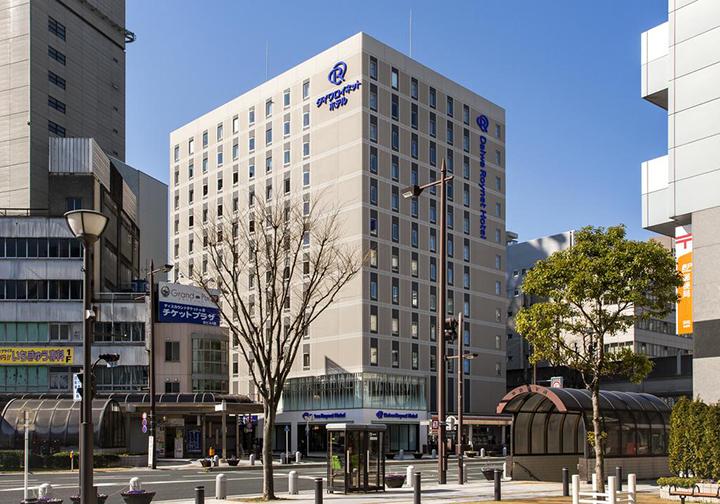Daiwa Roynet Hotel Hamamatsu(濱松大和魯內酒店)