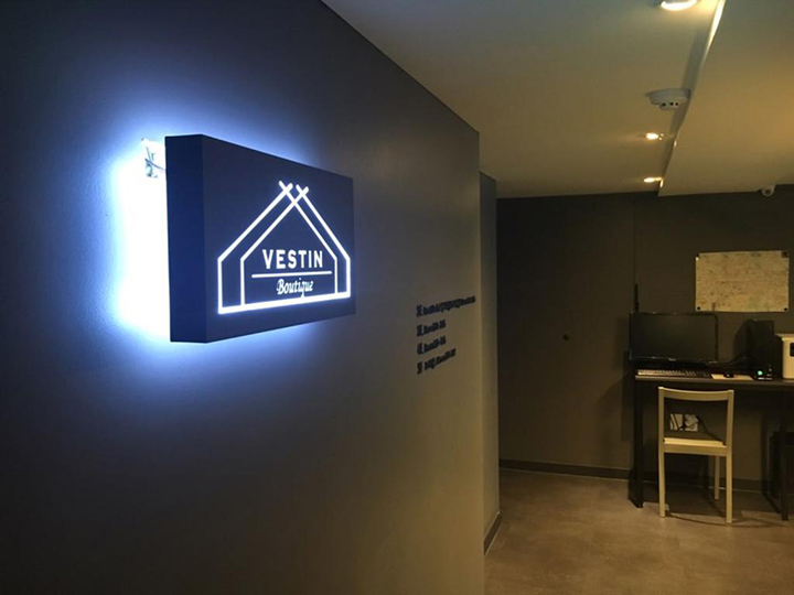 Vestin Boutique Myeongdong(明洞維斯汀精品旅館)