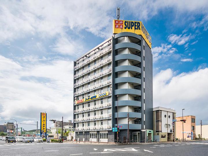 Natural Hot Spring Super Hotel Tottori Eki Kitaguchi