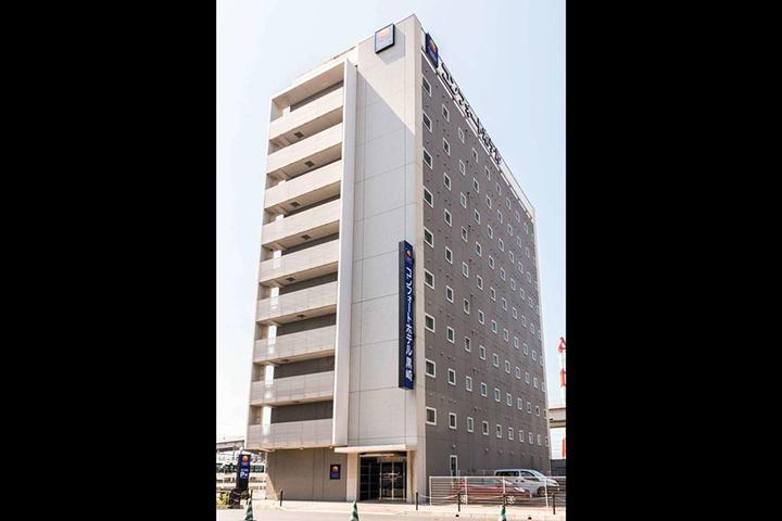 Comfort Hotel Kurosaki(黑崎康福特茵酒店)