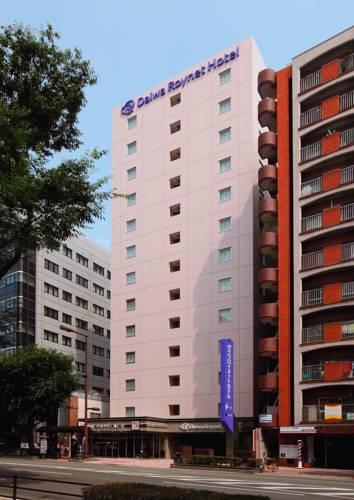 Daiwa Roynet Hotel Hakata-Gion(博多祗園大和魯內酒店)