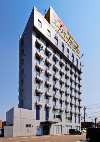 Super Hotel Takaoka Ekinan(高岡艾金超級酒店)