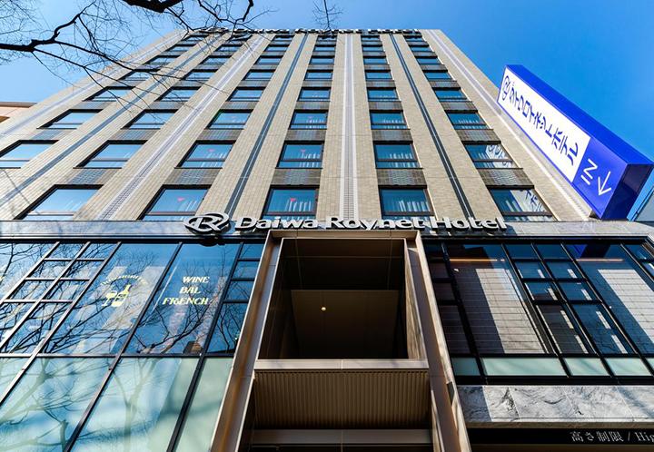 Daiwa Roynet Hotel Fukuoka Nishinakasu(福岡西中洲大和魯內酒店)