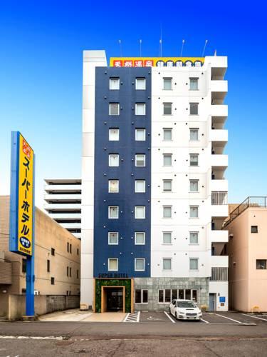 Super Hotel Takamatsu Kin en kan