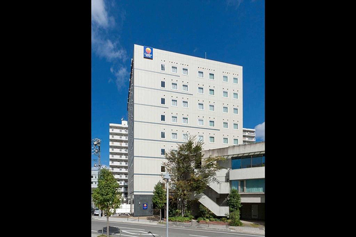 Comfort Hotel Kariya(刈谷舒適酒店)
