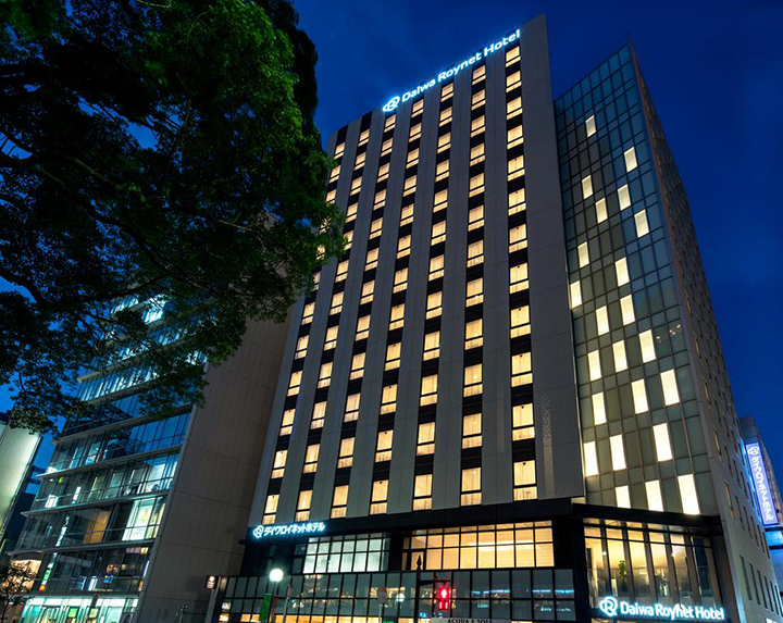 Daiwa Roynet Hotel Chiba-chuo(千葉中央大和魯內酒店)