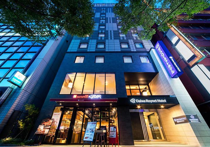 Daiwa Roynet Hotel Chiba Ekimae(千葉站前大和魯內酒店)