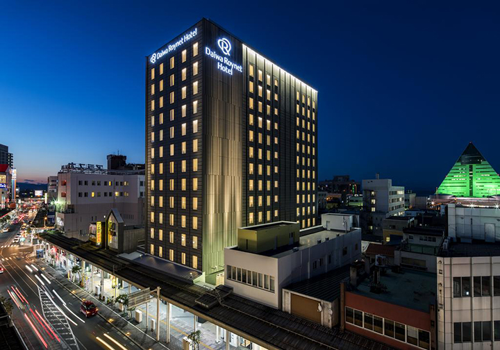 Daiwa Roynet Hotel Aomori(戴瓦羅內青森飯店)