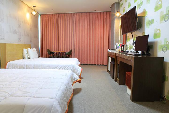 Marina Motel Busan Station(釜山站濱海汽車旅館)