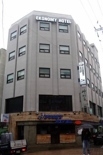 Ekonomy Hotel Nampo(南浦經濟酒店)