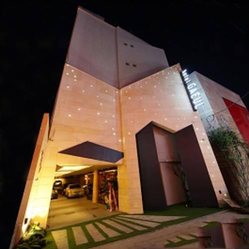 Sinchon Hotel GAEUL(噶爾新村酒店)