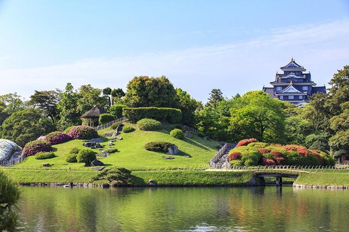 ANA Crowne Plaza Okayama(岡山ANA皇冠假日酒店)