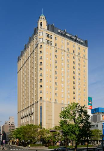 Hotel Monterey Sendai(仙台蒙特利酒店)