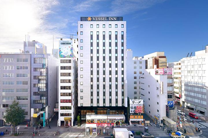 Vessel Inn Sakae Ekimae(榮站前船舶經濟型酒店)