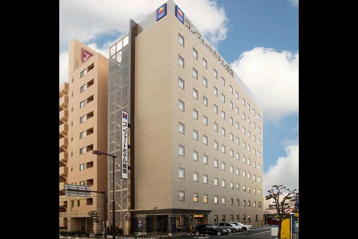 Comfort Hotel Himeji(姬路凱富酒店)