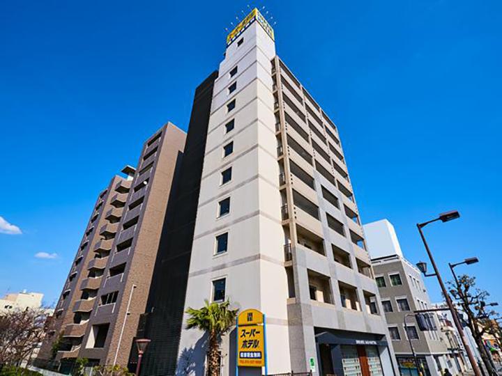 Super Hotel Sakai Marittima(堺市馬利迪馬超級酒店)