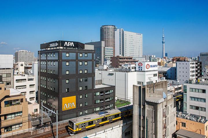 APA Hotel Akihabara-Ekimae(秋葉原APA酒店)