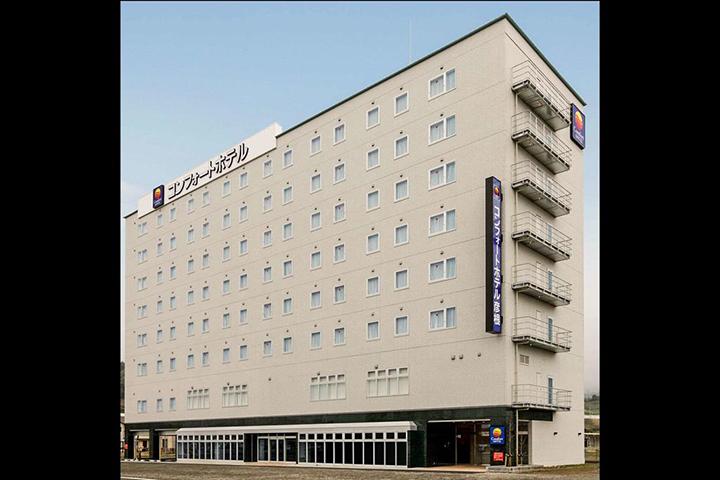 Comfort Hotel Hikone(彥根市康福特茵酒店)