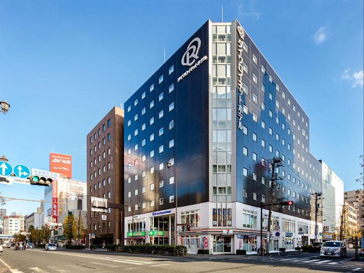 Daiwa Roynet Hotel Yokohama Kannai(橫濱關內大和魯內酒店)