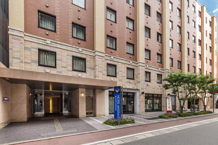 HOTEL MYSTAYS Fukuoka Tenjin(MYSTAYS 福岡天神酒店)