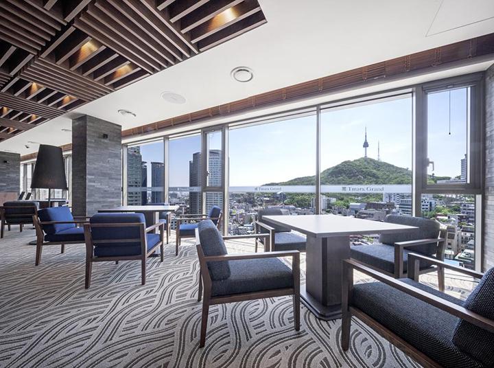 Tmark Grand Hotel Myeongdong(帝馬克豪華酒店明洞)