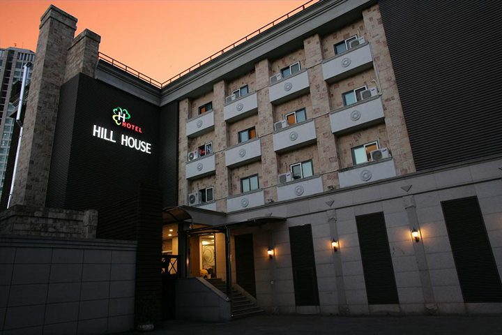 Hill House Myeongdong(明洞山之家)