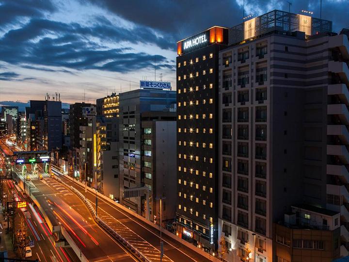 APA Hotel Ueno-Ekimae(上野站前酒店)