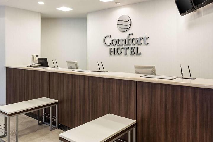 Comfort Hotel Gifu(岐阜舒適酒店)