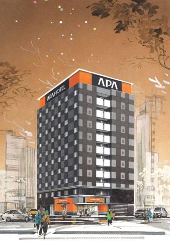 APA Hotel Ningyocho-eki Higashi