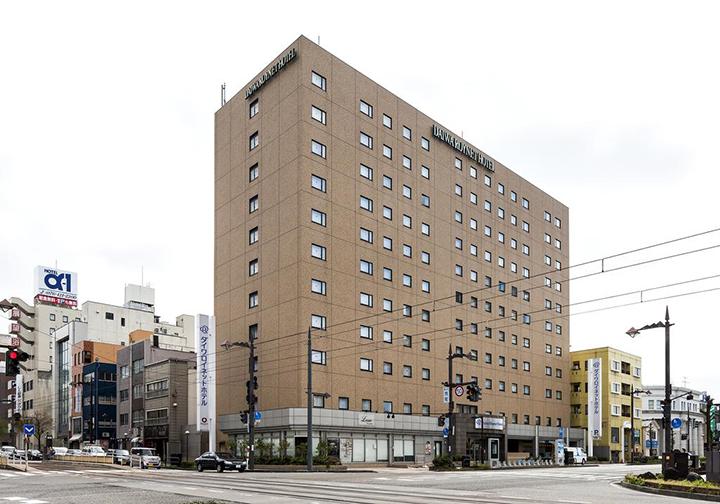 Daiwa Roynet Hotel Toyama(富山大和魯內酒店)