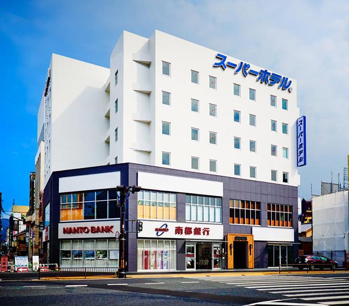 Super Hotel JR Nara Ekimae Sanjo Dori(JR奈良站前三條通超級酒店)