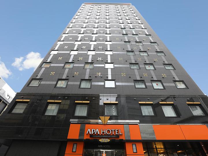 APA Hotel Shinjuku Kabukicho Chuo