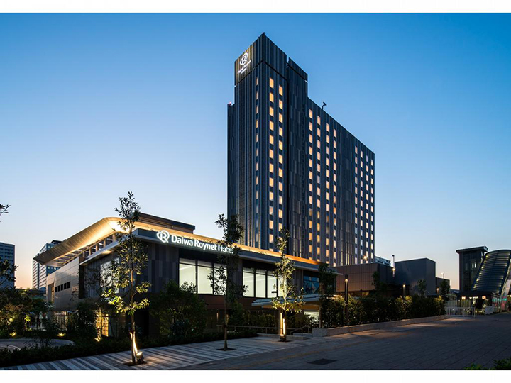 Daiwa Roynet Hotel Tokyo Ariake(東京有明達瓦羅奈特酒店)