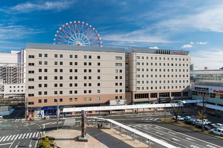JR Kyushu Hotel Kagoshima(鹿兒島JR九州酒店)