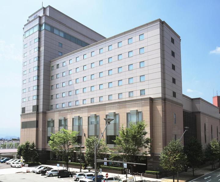 Hotel Metropolitan Nagano(長野都會酒店)